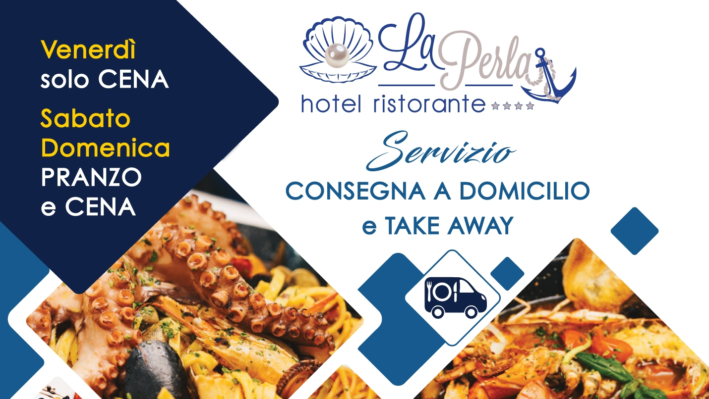 La Perla: Consegna a Domicilio e Take Away