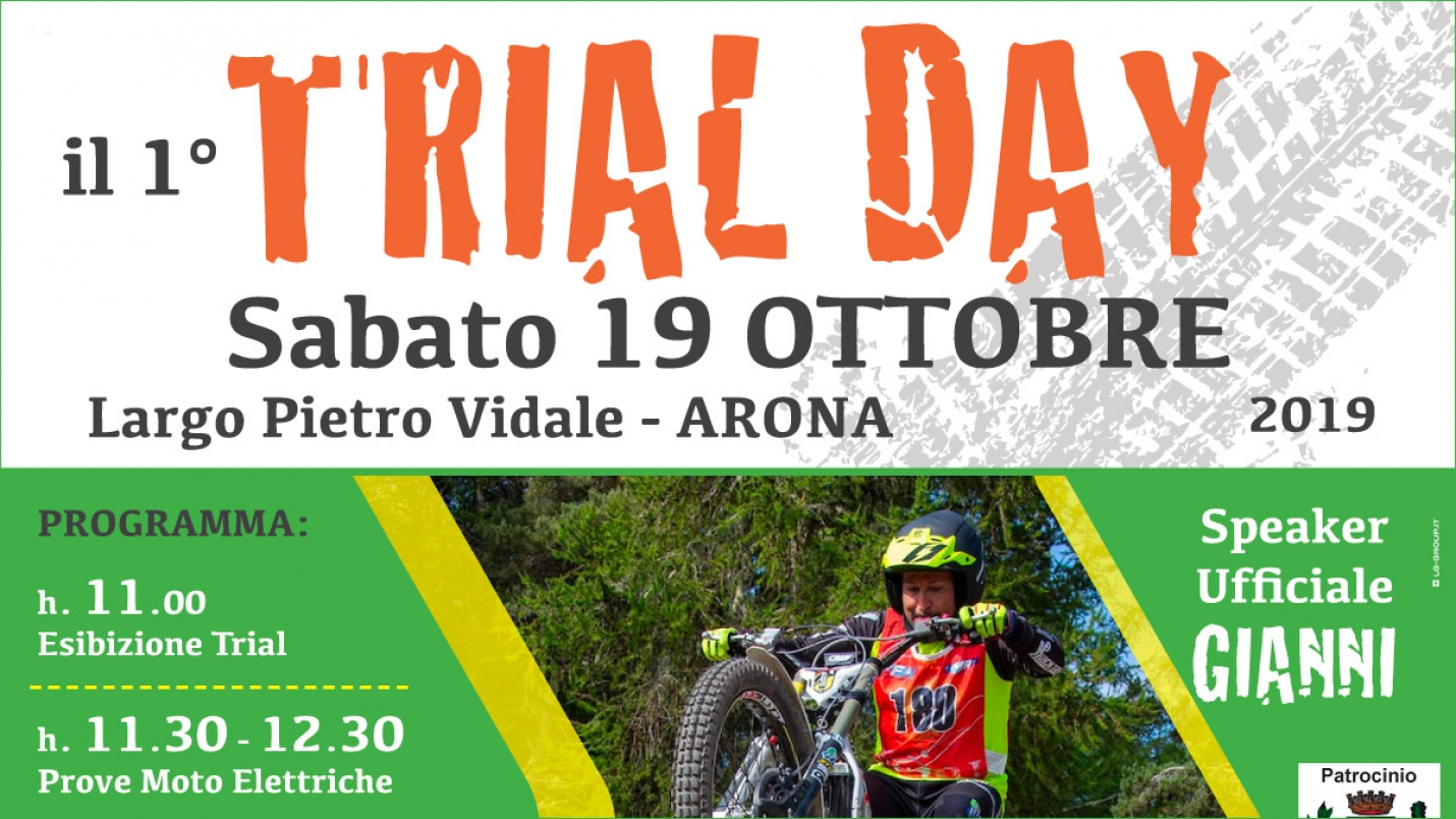 1° Trial Day ad Arona