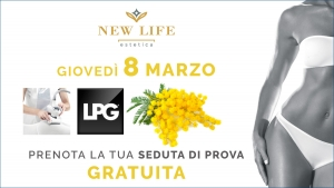 New Life: Open Day LPG