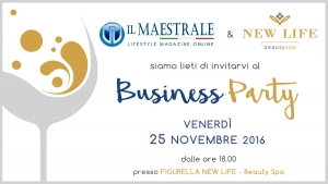 IlMaestrale: Business Party
