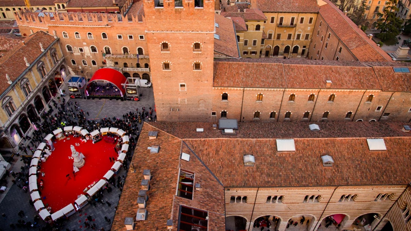 "A Verona torna ""Verona in Love"""