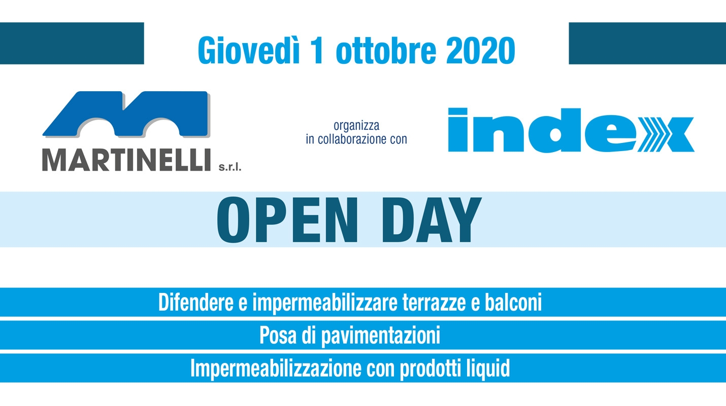 Open Day da Martinelli Srl