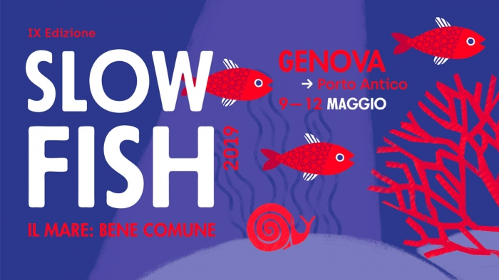 Genova: arriva Slow Fish 2019