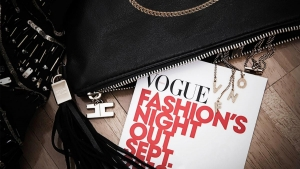 Vogue's Fashion Night Out 2015