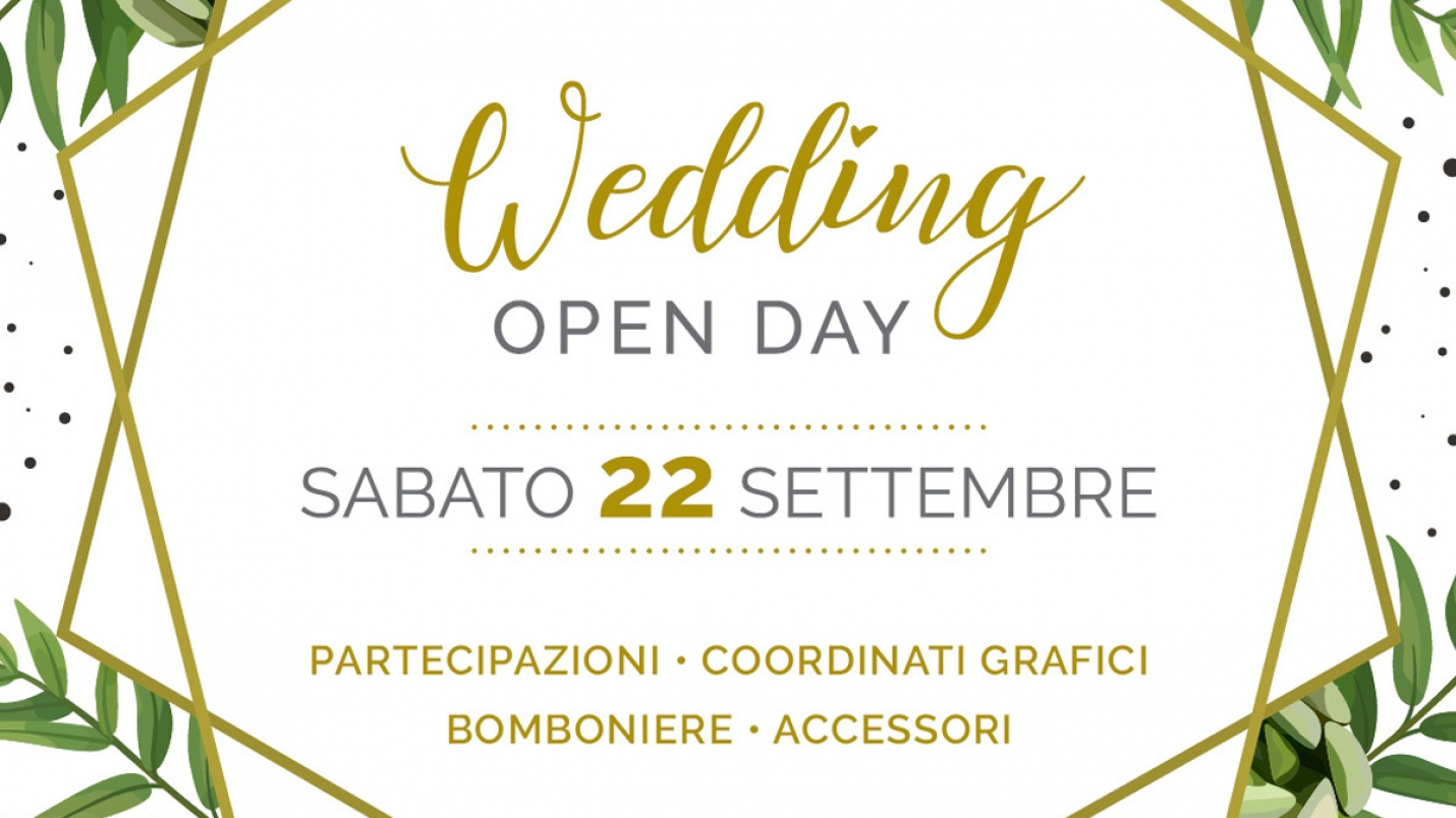 Wedding Open Day da Aelle