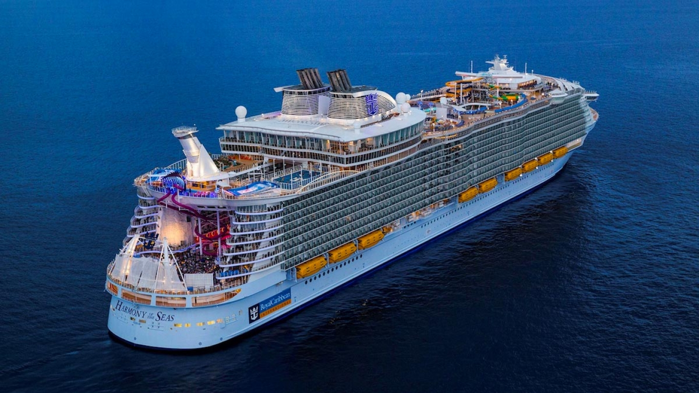 "Harmony of the Seas: la Crociera più ""Big"" del Mondo"