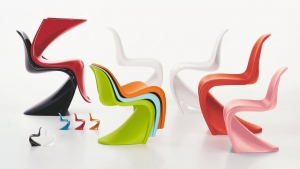 Panton Chair: 50 anni di Fascino