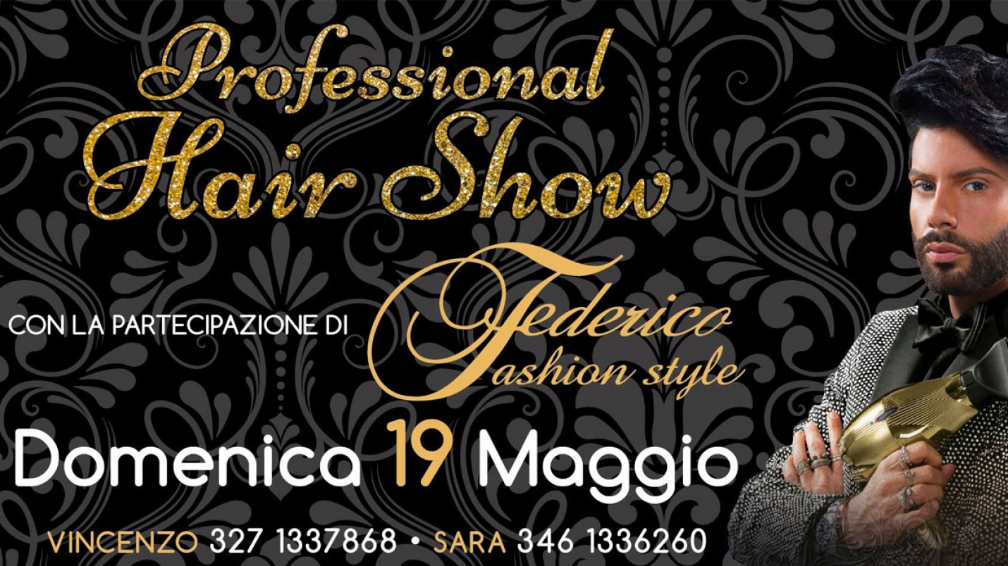 Professional Hair Show a Vergiate VA
